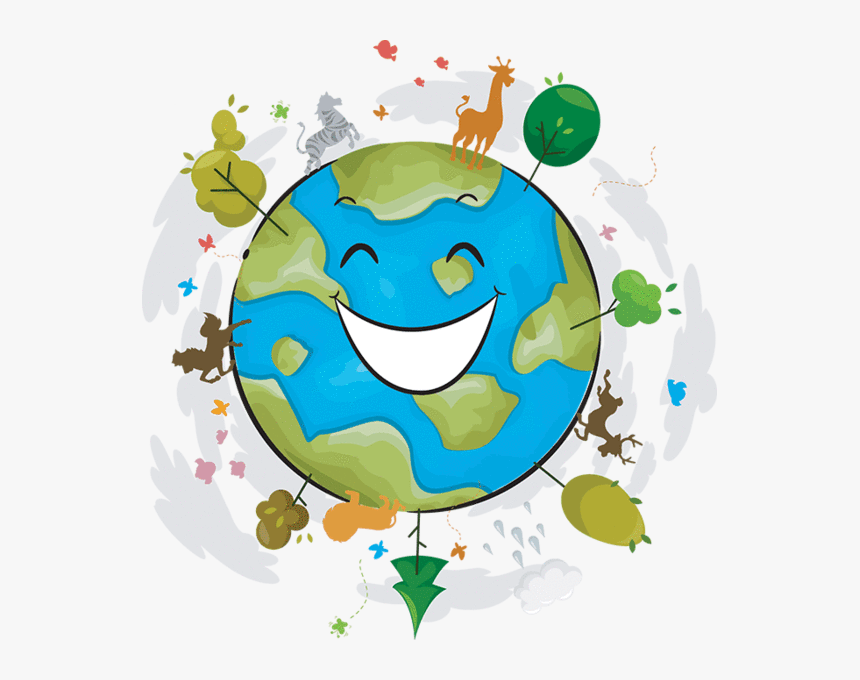 248 2480280 earth day seed bombs happy earth cartoon hd