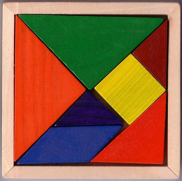 ΡΟΜΠΟΤΕΧΝΙΑ - tangram