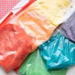 How to Dye Salt