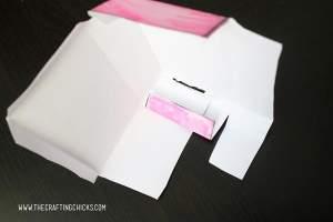 making paper camera