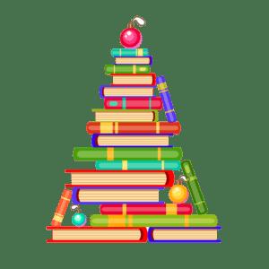 ΡΟΜΠΟΤΕΧΝΙΑ - christmas tree with books