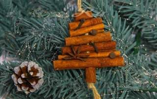 handmade christmas decorationg cinnamon sticks 3
