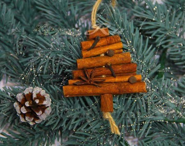 handmade christmas decorationg cinnamon sticks 3
