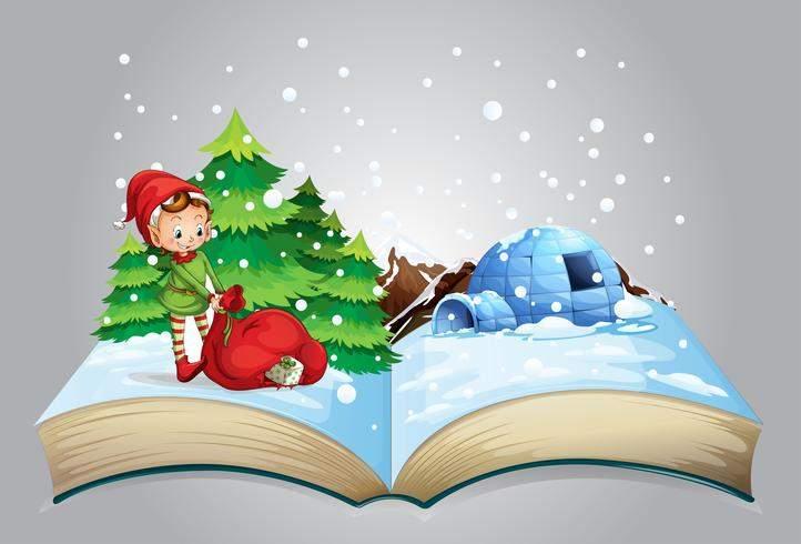 Χριστουγεννιάτικο βιβλίο