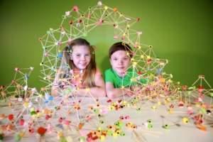 παιδιά και αρχιτεκτονική