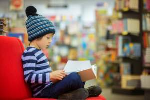 Help Children Enjoy Reading