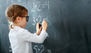 παιδιά και μαθηματικά