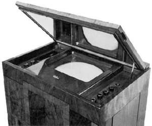 τηλεοράσεις στον Β Παγκόσμιο Πόλεμο