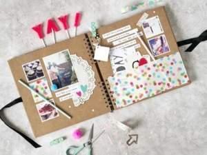 kids craft workshop scrapbooking 1